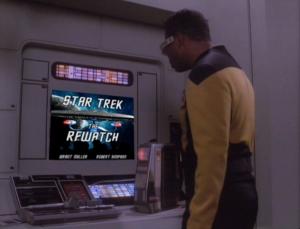 Russell Zachary Feeser Star Trek The Rewatch