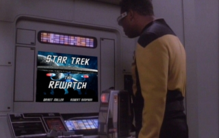 Russell Zachary Feeser Star Trek The Rewatch